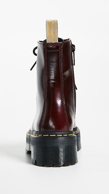 Dr. Martens Vegan Jadon II 8 孔靴子