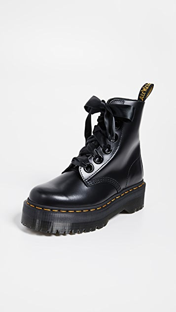 Dr. Martens Molly 6 孔靴子