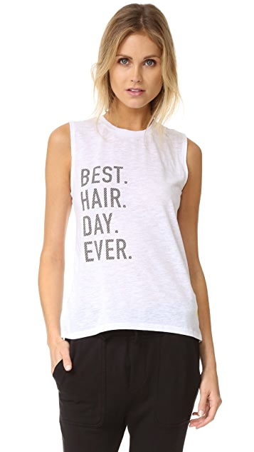 Drybar Best Hair Day Ever 背心