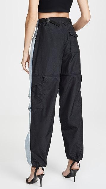 Denim x Alexander Wang Pack Mix 长裤