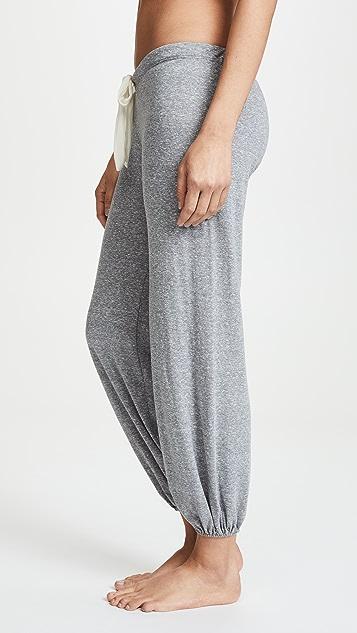 Eberjey 混色纱长裤