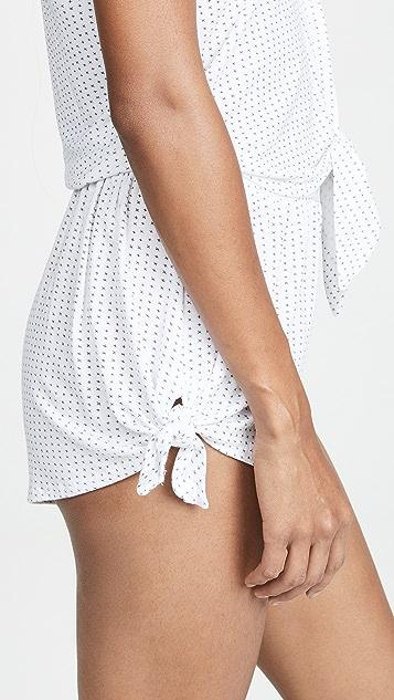 Eberjey Tropea Femme 短裤