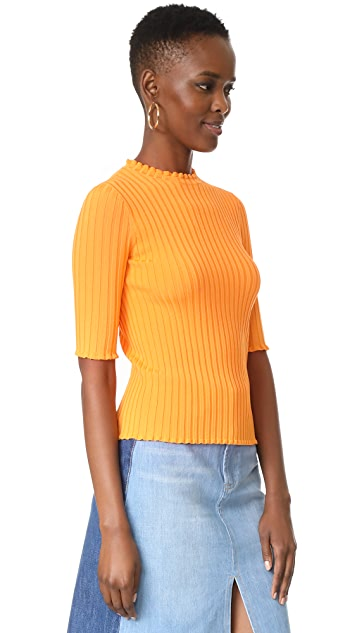 Edition10 中袖针织衫
