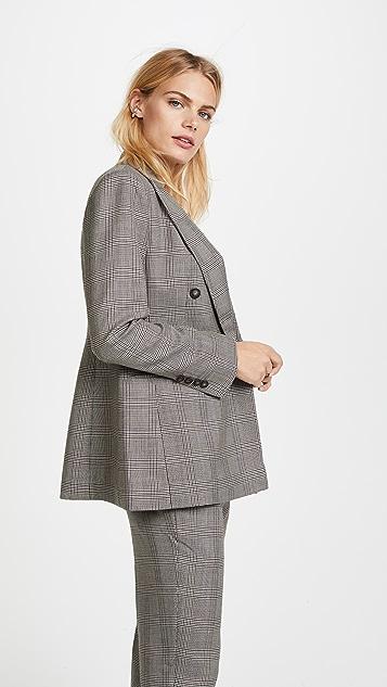 Edition10 羊毛混纺外套