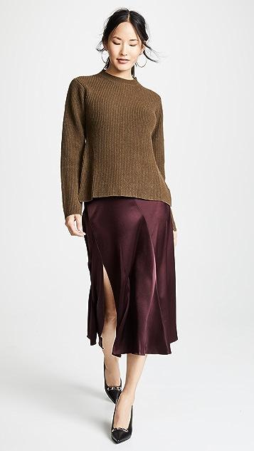 Edition10 露背式毛衣
