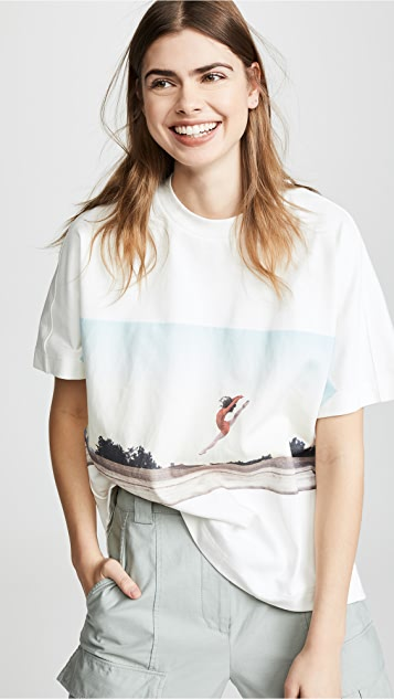 Edition10 图案 T 恤