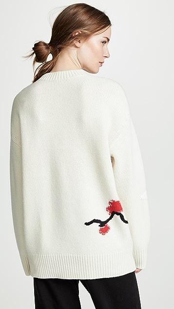Edition10 Swan 毛衣