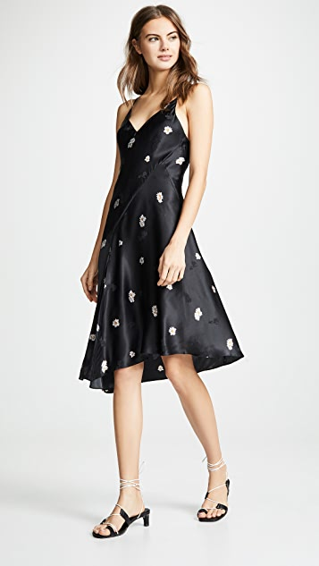 Edition10 花卉印花连衣裙