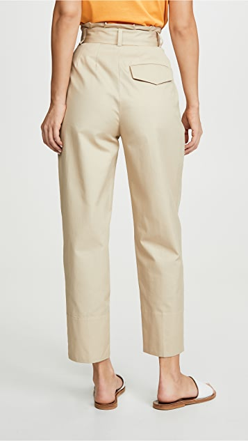 Edition10 纸袋腰身裤子