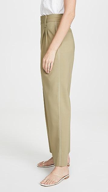 Edition10 褶皱裤