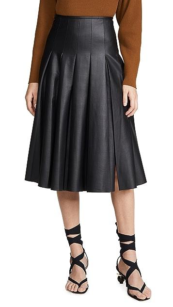 Edition10 褶皱裙身