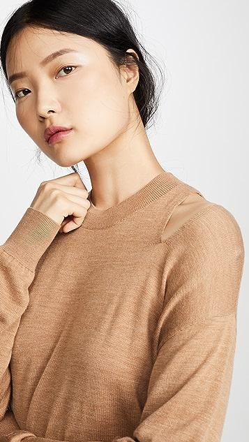 Edition10 镂空毛衣