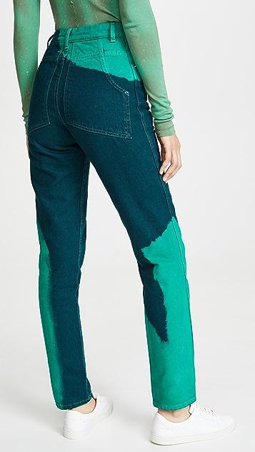 Eckhaus Latta El 牛仔裤