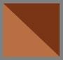 棕色角形/透明色