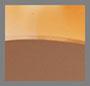 琥珀色托特/棕色