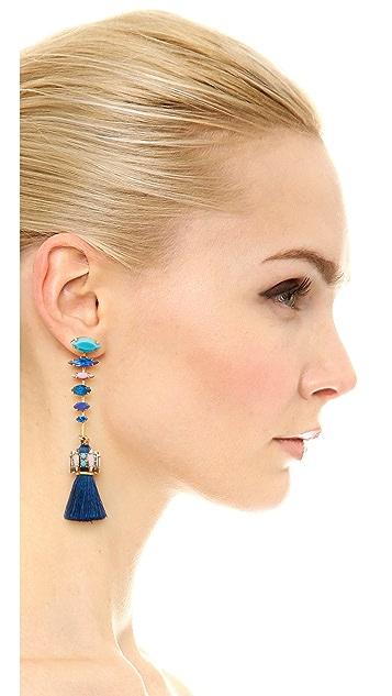 Elizabeth Cole Phinlie 耳环