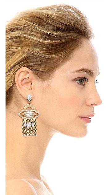 Elizabeth Cole Velma 耳环
