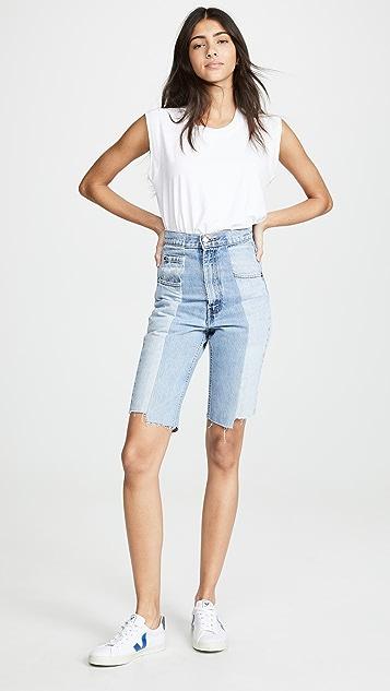 E.L.V. Denim Twin 短裤