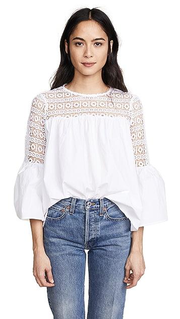 endless rose 波西米亚风女式衬衫