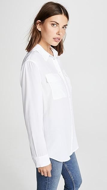 Equipment 标志性女式衬衫