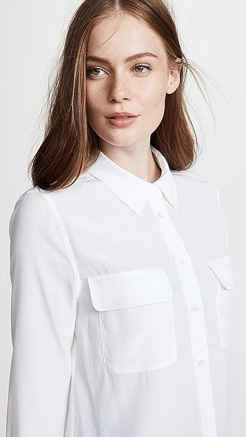 Equipment 修身标志性女式衬衫