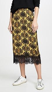 Essentiel Antwerp Traveller 中长铅笔半身裙