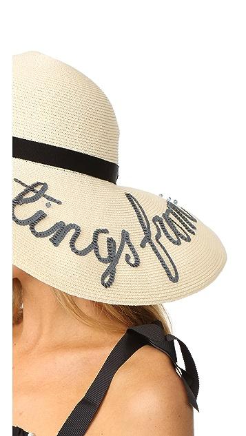 Eugenia Kim Bunny 'Greetings from...' 帽子