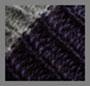 灰色/紫色