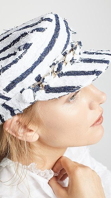 Eugenia Kim Marina 帽子