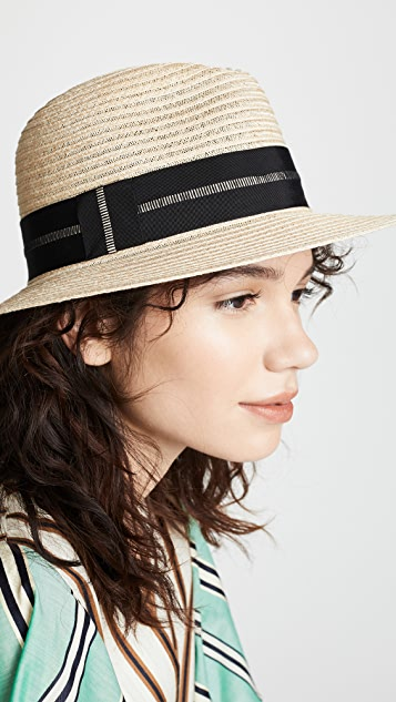 Eugenia Kim Stevie 帽子