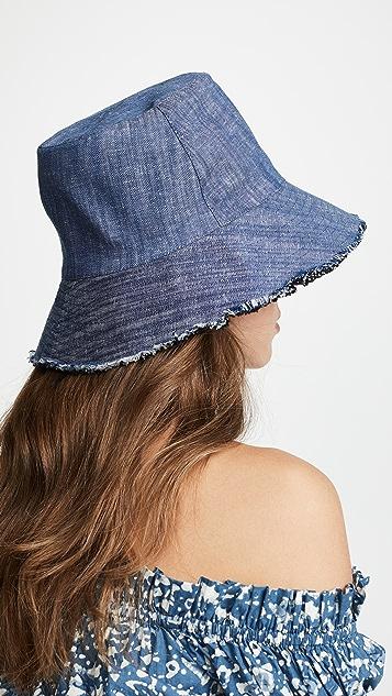 Eugenia Kim Genie Sara 渔夫帽