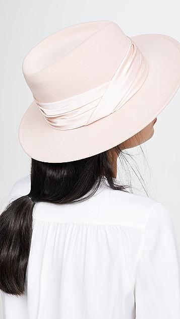 Eugenia Kim Blaine 费朵拉帽