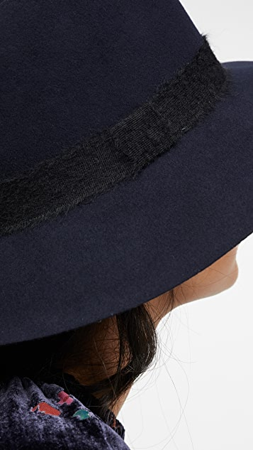 Eugenia Kim Georgina 费朵拉帽子