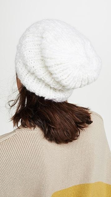 Eugenia Kim Shannon 开司米羊绒帽子