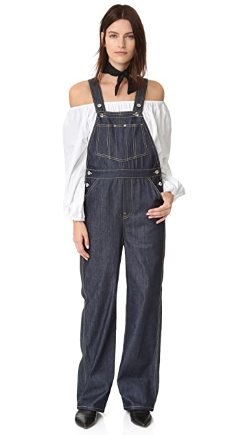 Eve Denim Overalls 连体裤