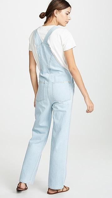 Eve Denim Overalls 连体裤