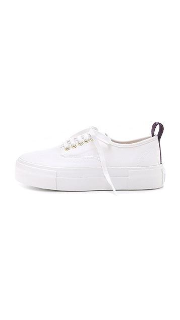 Eytys Mother 帆布运动鞋