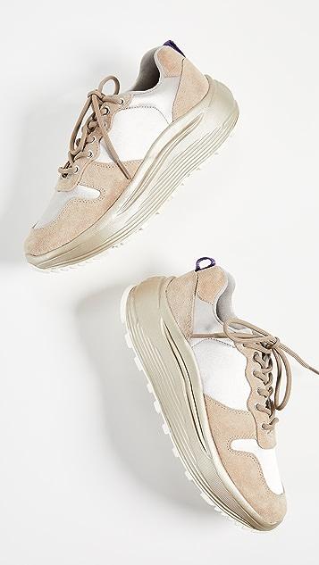 Eytys 墨黑色混色运动鞋