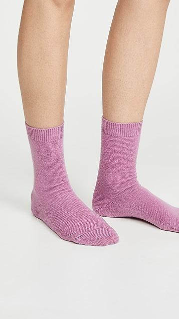 Falke 舒适羊毛袜
