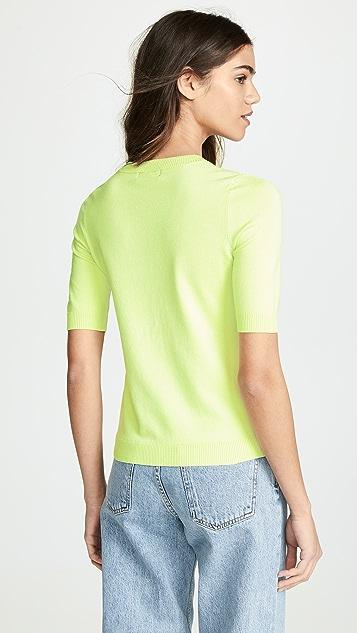 525 America 七分袖 T 恤