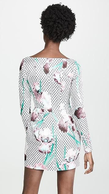 Fleur du Mal Corset 连衣裙