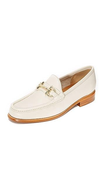 Salvatore Ferragamo Mason 船鞋