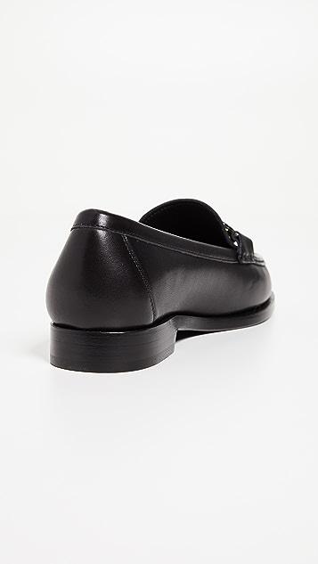 Salvatore Ferragamo Rolo 浅口鞋乐福鞋
