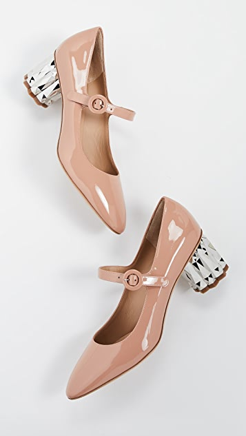 Salvatore Ferragamo Ortensia 55mm 浅口鞋