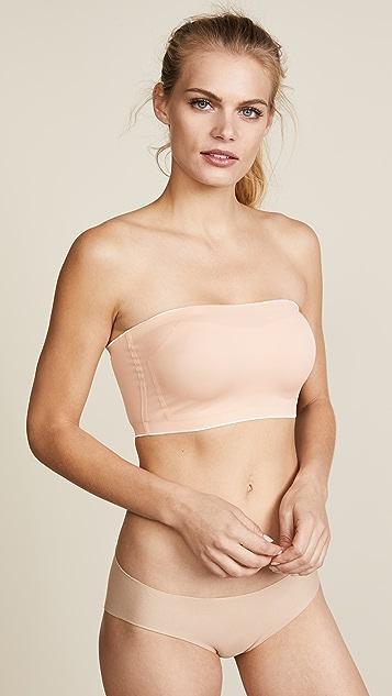 Fashion Forms 激光切割抹胸式文胸