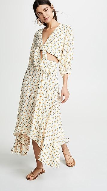 FAITHFULL THE BRAND Kamares 半身裙