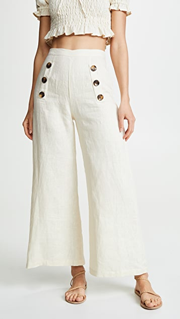 FAITHFULL THE BRAND Adita 长裤