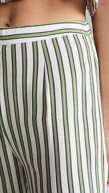 FAITHFULL THE BRAND Gabrielle 裤子