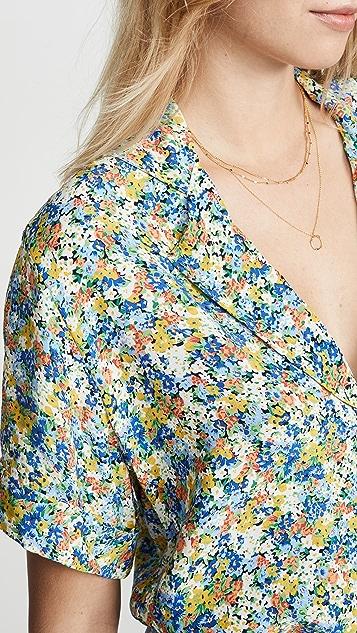 FAITHFULL THE BRAND Ostuni 衬衫
