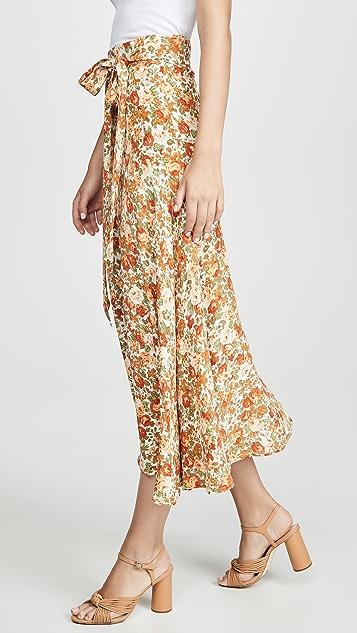 FAITHFULL THE BRAND Asiya 半身裙